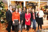 Brooks Brothers Of Georgetown Clothes Breast Cancer Charities In Holiday Cheer!