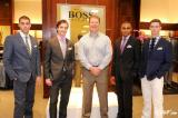 NFLer Matt Birk and Men�s Health Fashion Director Brian Boye Are The �Boss� At Neiman Marcus!