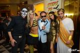 Stiff Drinks/Good Times 'Doom' Sphinx Club At Annual BYT Halloween Bash