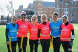 Team Brunette Bests Blondes At '12 Powderpuff Game; $110,000+ Raised For Alzheimer's Association
