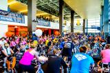 Charitable Chicks/Dudes 'Cycle For Survival' At Equinox; Bethesda Benefit Nets ~$400,000