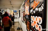 Henry Rollins Pumped Up At Corcoran Party; New Exhibit Launch Showcases D.C. '80s Subculture
