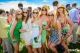 Fedoras & Fascinators Cash-In At 88th VA Gold Cup Races; 'Pari-Mutuel' Betting Makes Its Debut