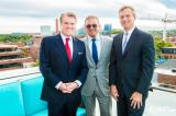 District Gets A Taste of Fight Night 2013 During Graham Rooftop Party