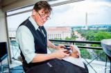 Stubble, 'Stache & Style Steal Focus At W Washington, D.C. Hotel