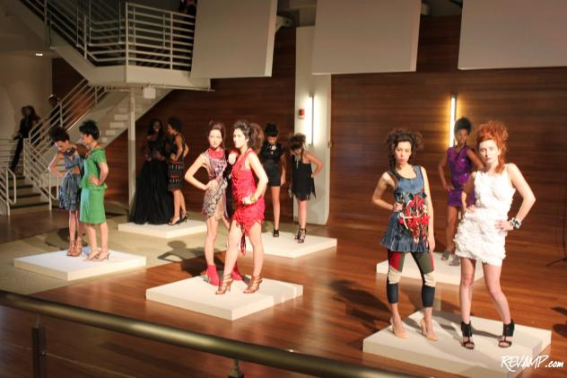The 2010 Fashion Fights Poverty gala emphasized a return to the �primal� state of making clothes and art for both spiritual nourishment and economic survival.