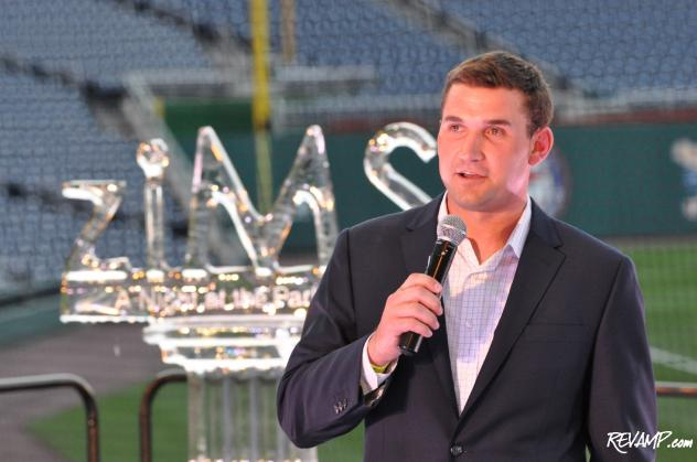 Washington Nationals Third Baseman Ryan Zimmerman started the ziMS Foundation in the hopes of finding a cure for Multiple Sclerosis.