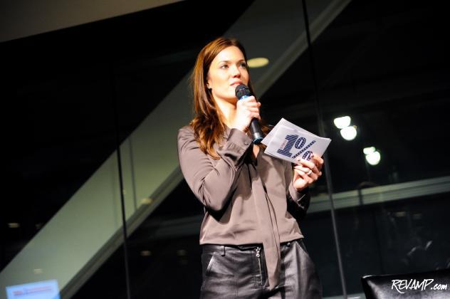 Actress/singer and PSI Global Ambassador Mandy Moore.