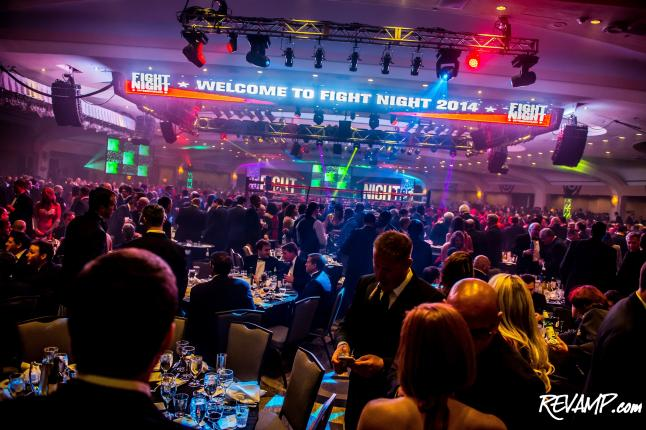 Two Thousand Turnout For '14 Fight Night; 25th Annual Fight For Children Fundraiser Scores $4.7M
