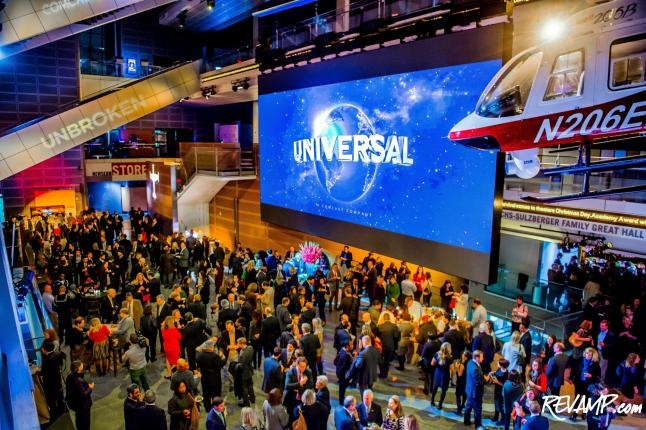 'Unbroken' Advance Screening Boasts Unbelievable True Story; Quite Believable VIP Turnout