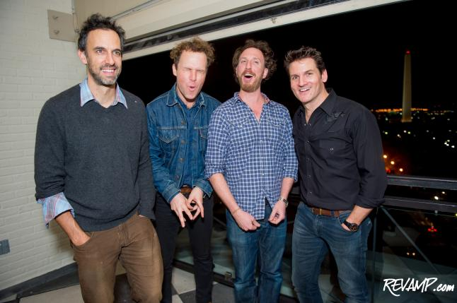 POV Live Presents Guster; W Washington D.C. Hotel Hosts Preorder Launch Party For Band's New 'Evermotion' Album