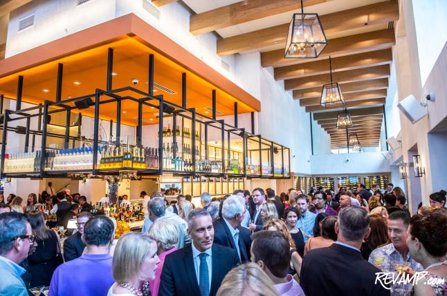 Fig & Olive Goes Above And Beyond With D.C. Grand Opening Galas At CityCenter