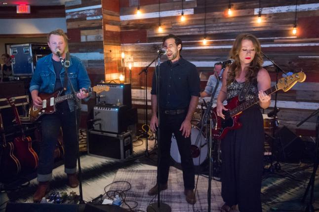 Dupont Circle Experiences A Renewed Renaissance With Live Concert By The Lone Bellow