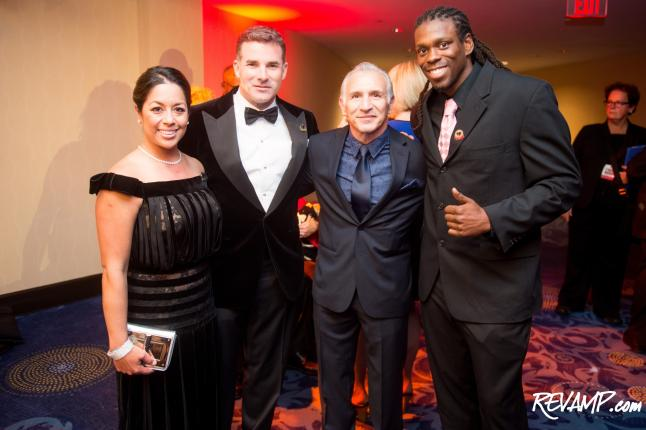 Fight Night '15 Takes A Punch For Area Children; Guests Get Ringside Preview Of Next 'Rocky' Pic