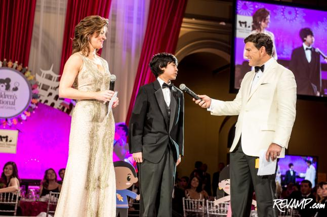 'Small World' Delivers Big Charitable Results At '13 Children's Ball; $2 Million Raised