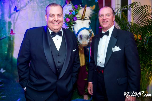 Singles Mingle At 'Mythical' 2014 Bachelors & Spinsters Ball