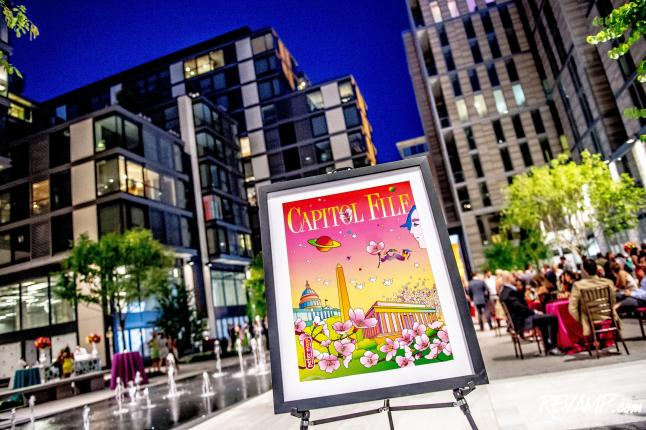Capitol File Goes Alfresco For Charitable Summer Celebration At CityCenter