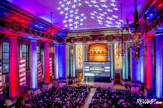 DOD VIPs Headline World Premiere Screening Of Nat Geo Channel Doc 'American War Generals'