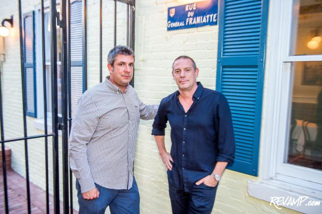 Southern France The Latest Culinary Coup For Georgetown; Hilton Brothers Open 'Chez Billy Sud'