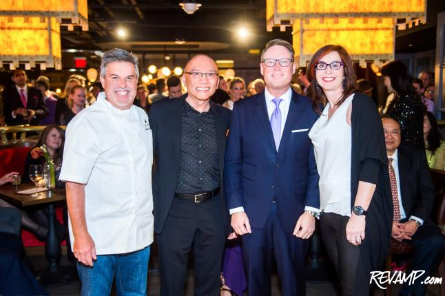CityCenter Celebrates Underneath The Mango Tree; 'Capitol File' Hosts Restaurant's Grand Opening Party