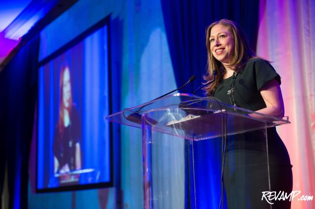 Chelsea Clinton Champions La 'Joie de Vivre' At D.C. Heart Ball; $1.18M Raised At Annual AHA Benefit