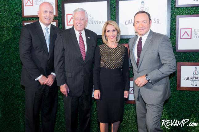 Arena Stage Shines 'Under The Lights' For Kevin Spacey/Cal Ripken, Jr. Gala
