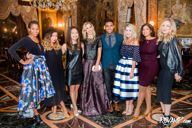 Style Triumphs Over Storm At Washingtonian Magazine's Annual Style Setters Party