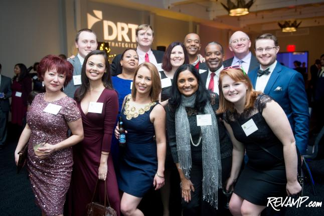 Tinsel & Togetherness Shine At DRT Strategies Annual Holiday Party