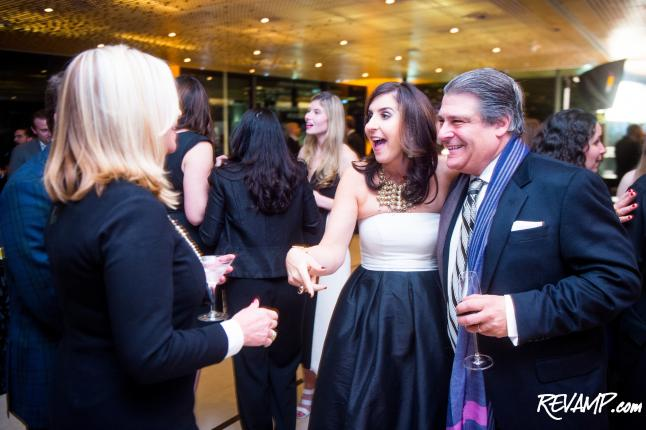 Capitol File Magazine's 'Black & White' Bash An Elegant 10th Anniversary Celebration