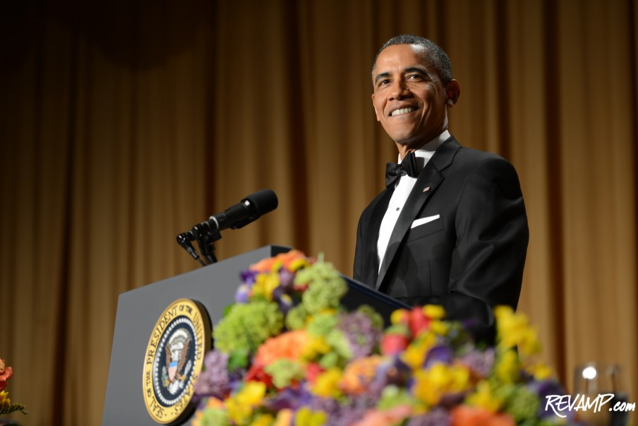 2013 White House Correspondents' Dinner